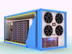 Промышленное морозильное оборудование 1