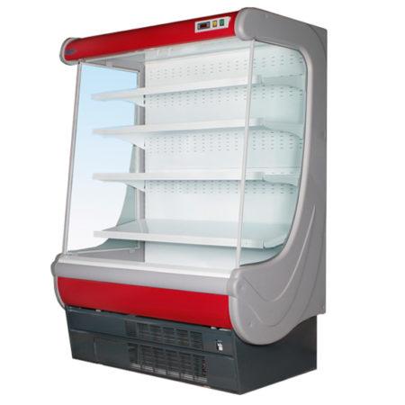 Холодильная витрина пристенная в Челябинске