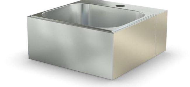 ванна рукомойник