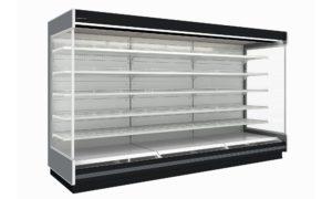 холодильные витрины горки пристенные цена