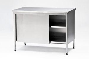 стол металлический производственный