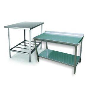 столы разделочно производственные бортом
